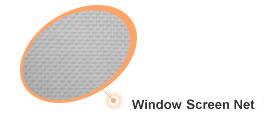 Window Screen Net